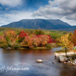 Maine fall colors