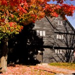 the home of Judge Jonathan Corwin. (The Witch House)