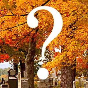 Peak fall foliage is always a question