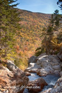 #Vistaphotography #JeffFolger, #JeffFoliage, Route 16 Scenic drive takes you past the falls