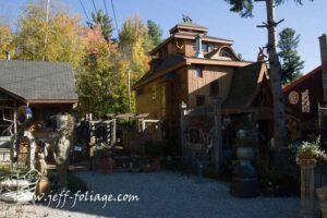 """Ravenwood in Jackson NH """"images by Jeff Folger"""", """"Jackson NH"""", """"New England fall foliage"""", """"New England"""", """"New Hampshire"""", art, Autumn, Fall, Foliage, Jackson, Landscape, leaves, Ravenwood, sculptures, vistaphotography"""