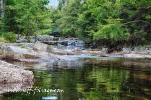 Jackson falls New Hampshire