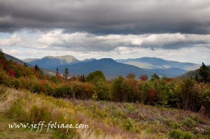 View from Kancamagus overlook