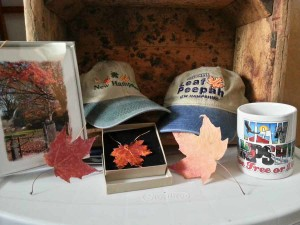 Fall foliage gifts that I give to my subscribers