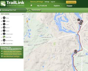 Quinebaug River Trail