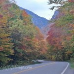 2 Oct at 6:31PM on Smugglers notch Vermont.