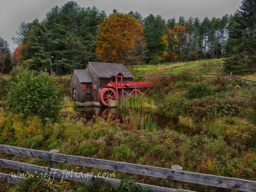 Grist mill shot with S3 cell phone #Vistaphotography #JeffFolger