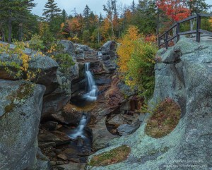 Screw Auger Falls by Stephen Beckwith #JeffFolger #Vistaphotography
