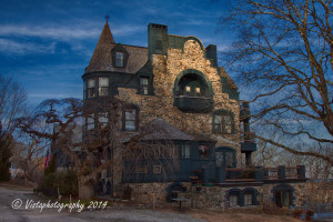 Scenic hotel in Camden Maine, scenic fall color , #Vistaphotography, #JeffFolger, #JeffFoliage
