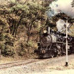 No. 40 steam train in Essex CT-77_option-2