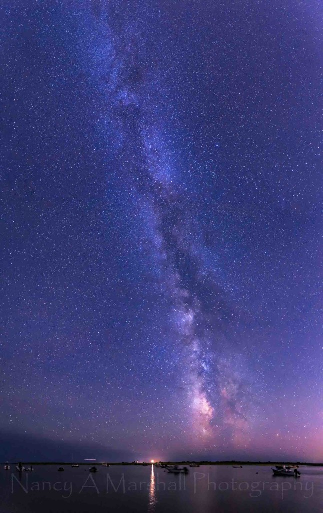 Milky Way over Chatham