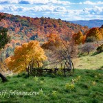 take a Vermont scenic drive down Cloudland road