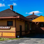 Fabyans train stop for the Conway scenic train.