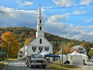 New Fane church