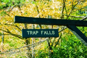 trap falls in Ashby Massachusetts