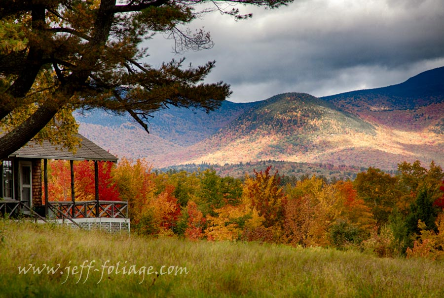 The State Of Fall Foliage In New England New England