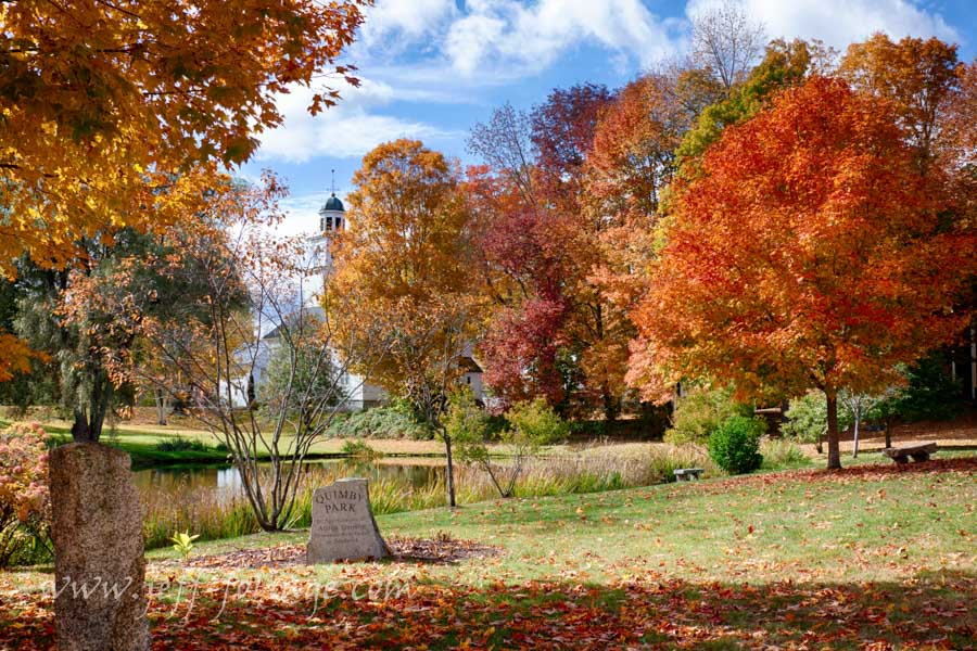 Quimby Park in center sandwich by Jeff Folger.