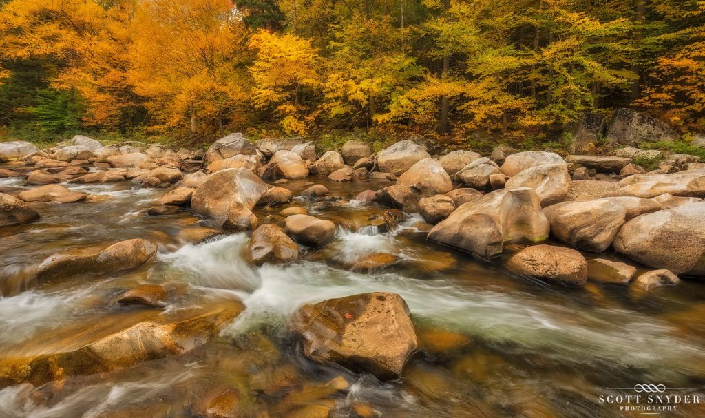 Near Twin Mountain NH by Scott Snyder photography
